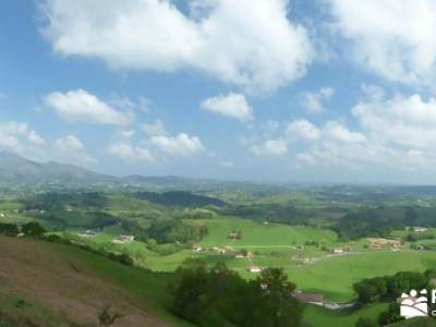 Valle del Baztán - Elizondo - Zugarramurdi; viajes culturales; senderismo semana santa